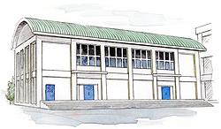体育館のイメージ