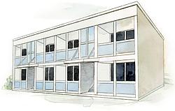 住居(集合住宅)のイメージ